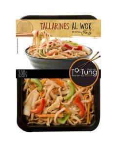 Tallarines al wok tatung 300gr