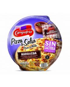 Pizza fresca barbacoa s/lactosa campofrio 350