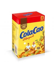 Cacao soluble  colacao p6x 108g
