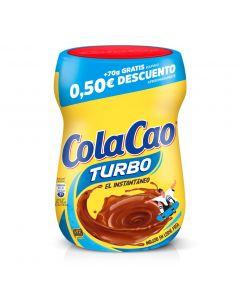 Cacao instantaneo turbo colacao  375 gr