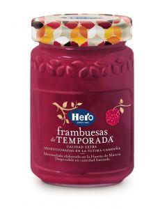 Mermelada de temporada frambuesa hero 350g