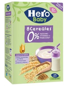 Papilla multicereales hero 500g