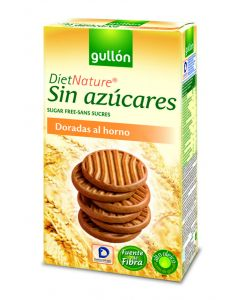 Galleta sin azu dorada diet nature gullón 330g