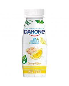 Yogur liquido limon jenjibre danone 245gr
