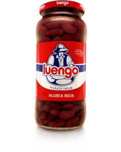 Alubias rojas cocidas luengo tarro 570g