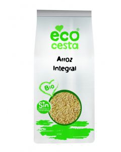 Arroz integral eco ecocesta 500g