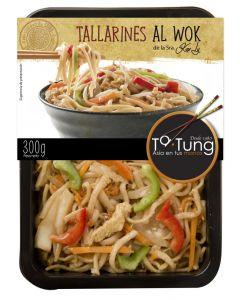 Tallarines al wok tatúng 300g