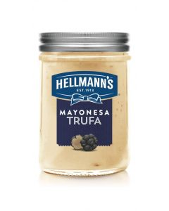 Mayonesa trufa hellmans gourmet tarro 181ml