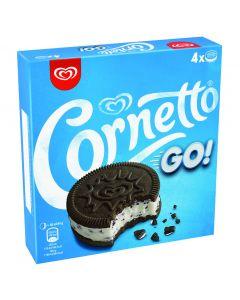 Helado cornetto go frigo p-4 272ml
