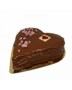 Tarta san valentin 3 chocolates 550g