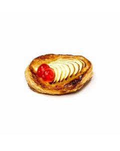 Pastel ovalado de manzana 100g