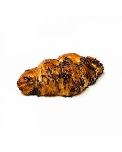 Croissant recto chocolate/mantequilla 90g