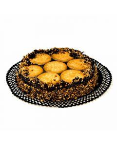 Tarta galleta y chocolate 1600g