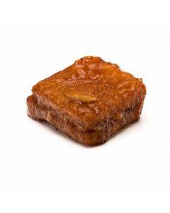 Torrija  miel rellena crema   kg