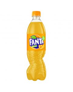 Refresco de naranja fanta botella 50cl