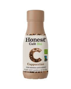 Café capuccino honest envase 240ml