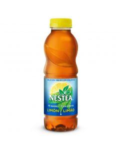 Refresco de té al limón nestea botella 50cl