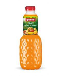Néctar cocktail de frutas granini 1l
