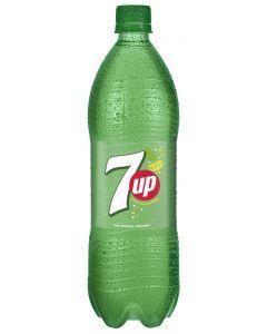 Refresco de lima-limón seven up botella 1l