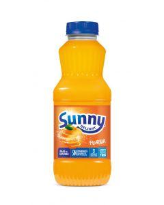 Bebida refrescante florida sunny delight botella 50cl