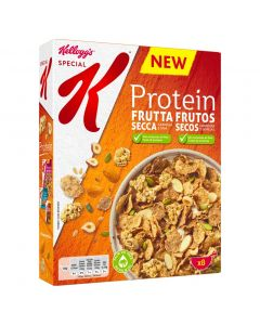 Cereal special k protein f.secos kelloggs 330gr