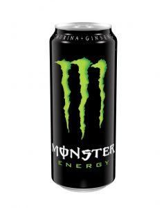 Bebida energética green monster lata 50cl