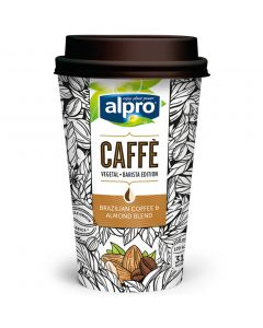 Cafe almendra alpro 206ml