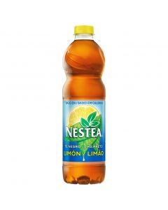 Refresco de té al limón nestea botella 1,5l