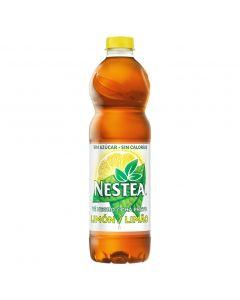 Refresco de té sin azúcar nestea botella 1,5l