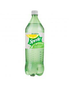 Refresco de lima-limón sin azúcar sprite zero botella 2l