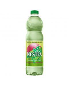 Refresco de té verde al maracuya nestea botella 1,5l