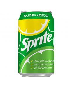 Refresco de lima-limón sprite fresh lata 33cl