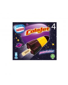 Helado colajet nestle p-4 264 ml