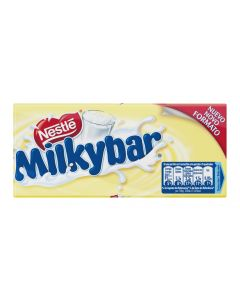 chocolate blanco milkybar 100g