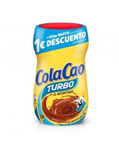 Cacao instantaneo turbo colacao 750g