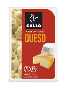 tortellini queso gallo 200g