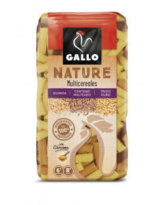 Macarrones nature gallo 400g