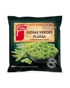 Judías verdes planas findus 400g