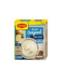 Pure de patata con leche maggi 115g