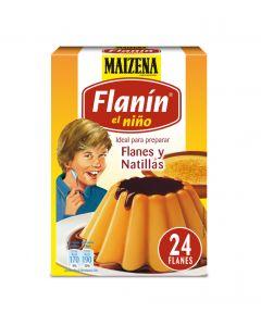Flan flanin el niño maízena 6 sobres 32g