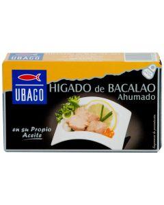 Higado de bacalao ubago 85g
