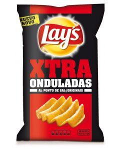 Patatas fritas extra sal lays 147g