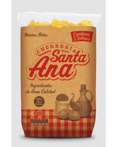 Patatas fritas churrería santa ana pack de 2 unidades de 135g