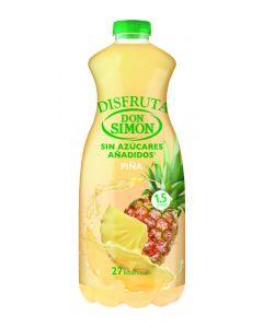 Néctar de piña sin azúcar disfruta don simón botella 1,5l