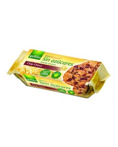 Galleta sin azu chipchoco d.nature gullón 125g