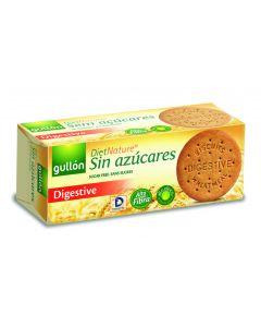 Galleta digestive diet nata sin azúcar gullón 400g