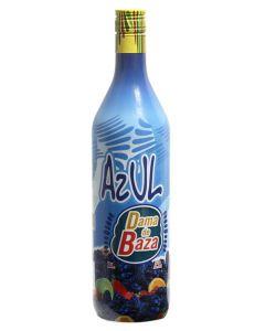 Bebida de frutas dama de baza azul bot. 1l