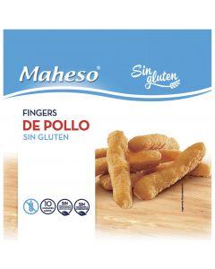 Fingers de pollo sin gluten maheso 300g