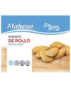 Nuggets de pollo sin gluten maheso 300g