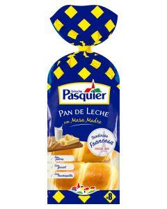 Pan de leche recondo pack de 8 unidades de 35g